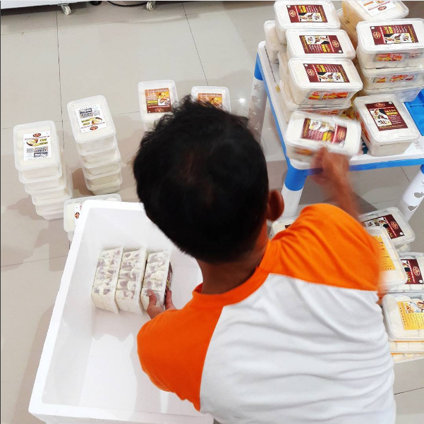 082210000220 (Indosat), Jual Kebab frozen di Jakarta Timur