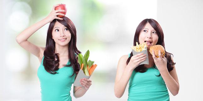5 Makanan yang Tidak membuat Gendut