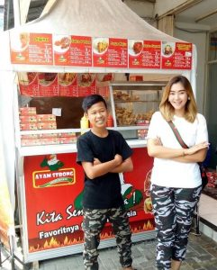 Peluang usaha baru franchise makanan