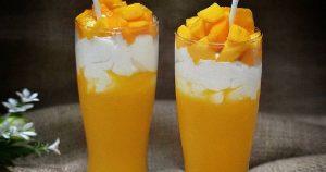 aneka jajanan kekinian mango thai
