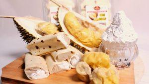 kebab rasa durian super duper kebab